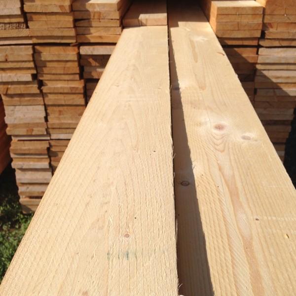 Tavolame abete grezzo sottomisura - Tavole di legno grezzo ...