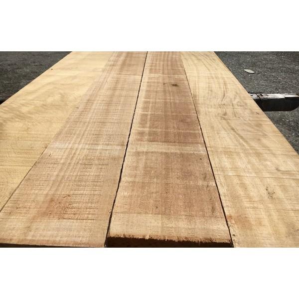Tavole ayous camerun massello grezzo - Tavole legno massello ...