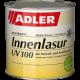 Vernice ADLER Innenlasur UV 100 30800