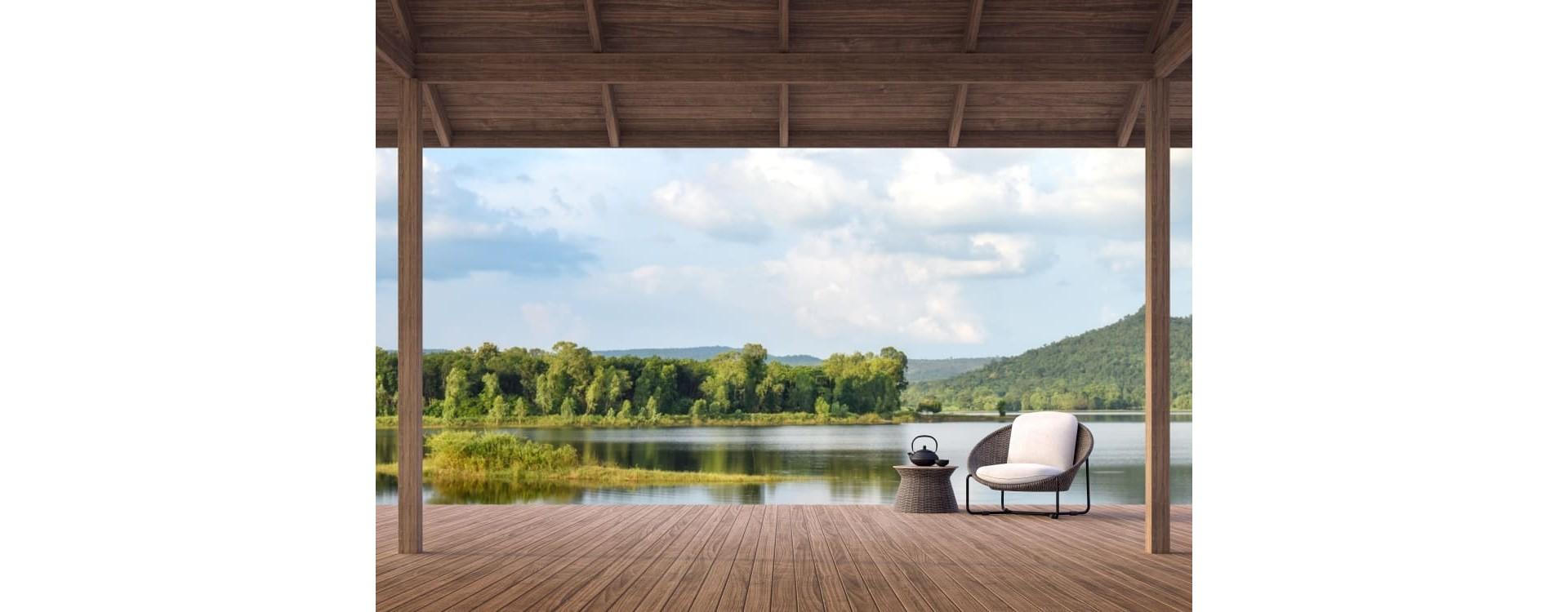 Come costruire una tettoia in legno: consigli pratici