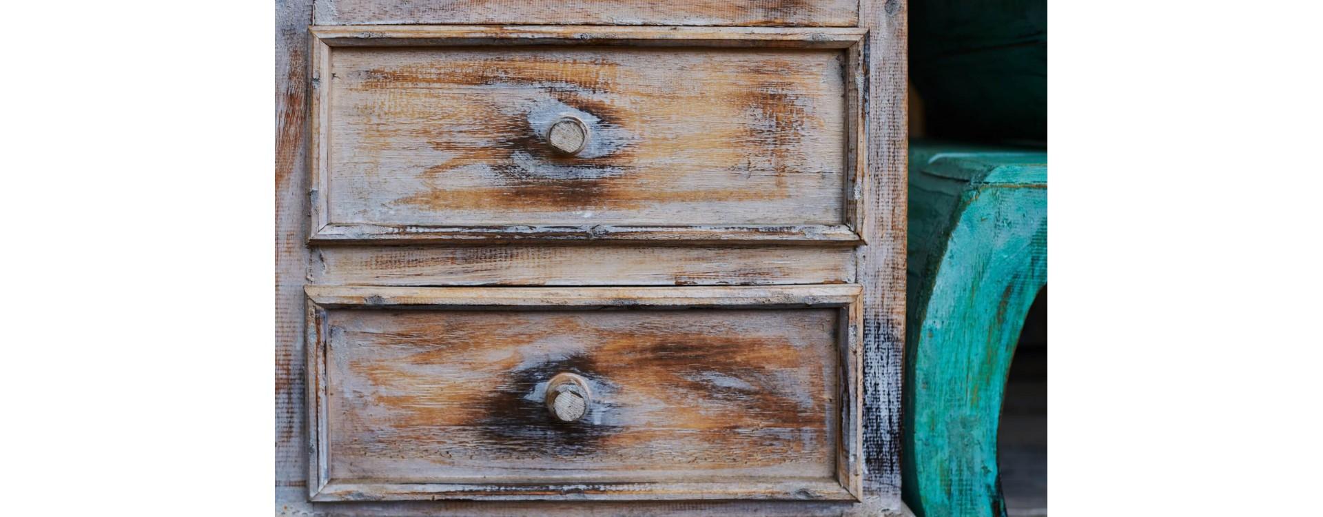 Come Scartavetrare Il Legno come shabbare un mobile di legno scuro - a proposito di legno
