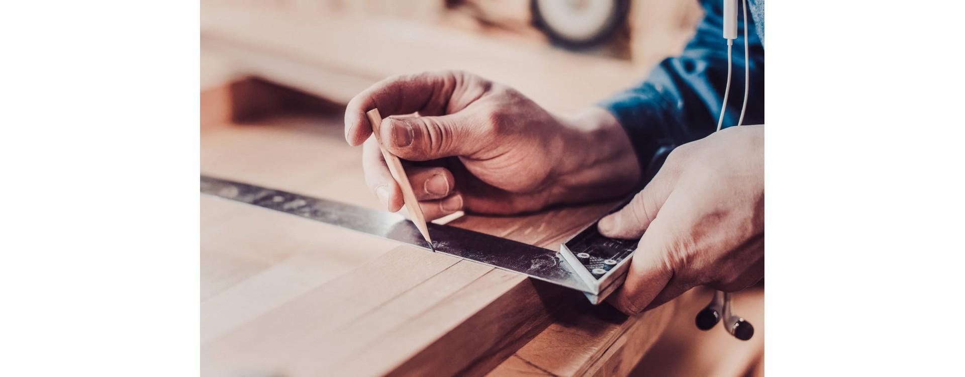 Come squadrare una tavola di legno in modo semplice: consigli pratici