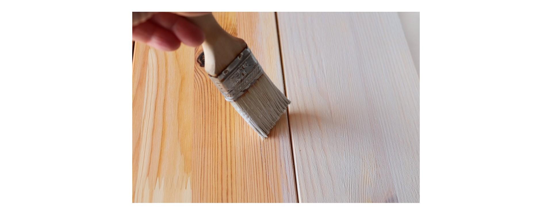 Come trattare il legno grezzo: prodotti e consigli pratici