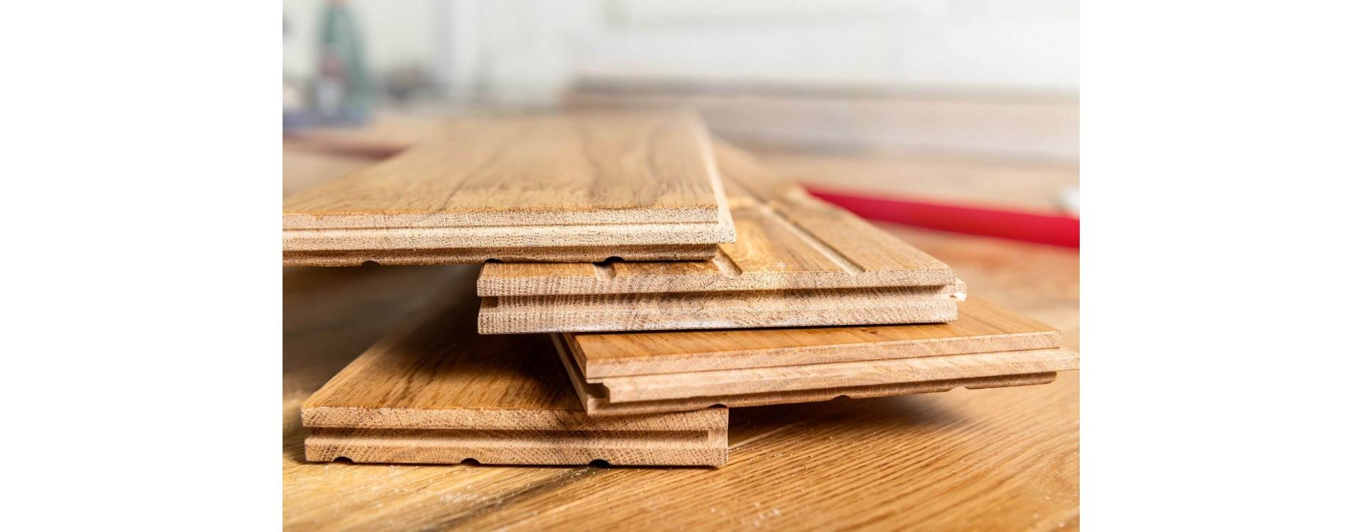 Cosa sapere sui pannelli massicci in legno lavorati su misura