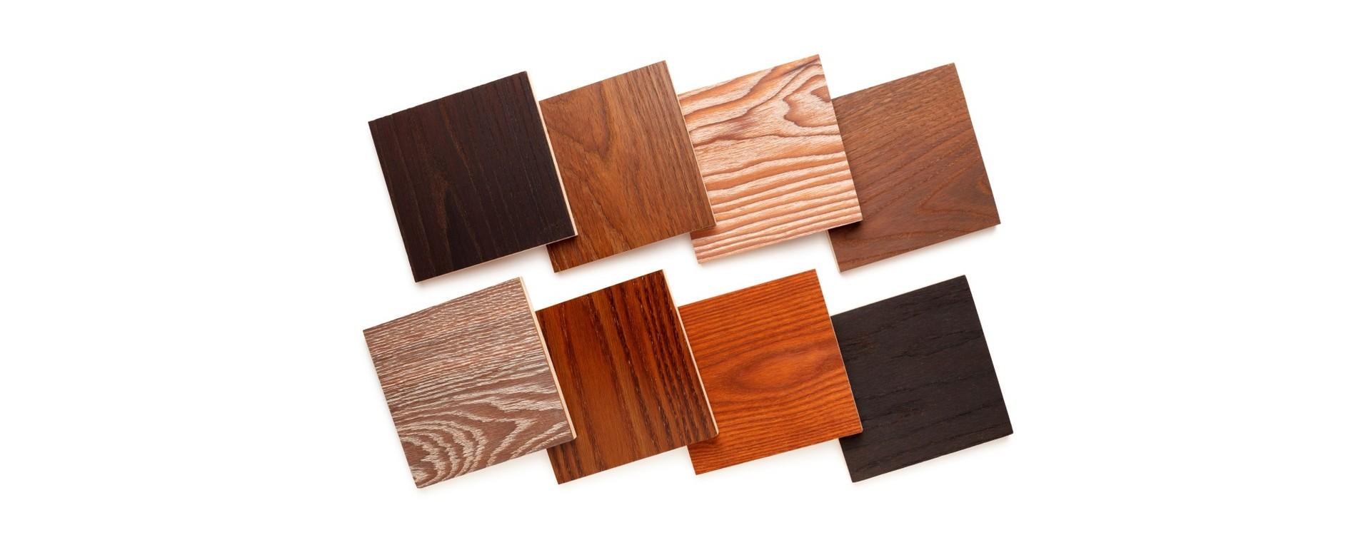 Le specie di legno più usate: una guida per il fai-da-te