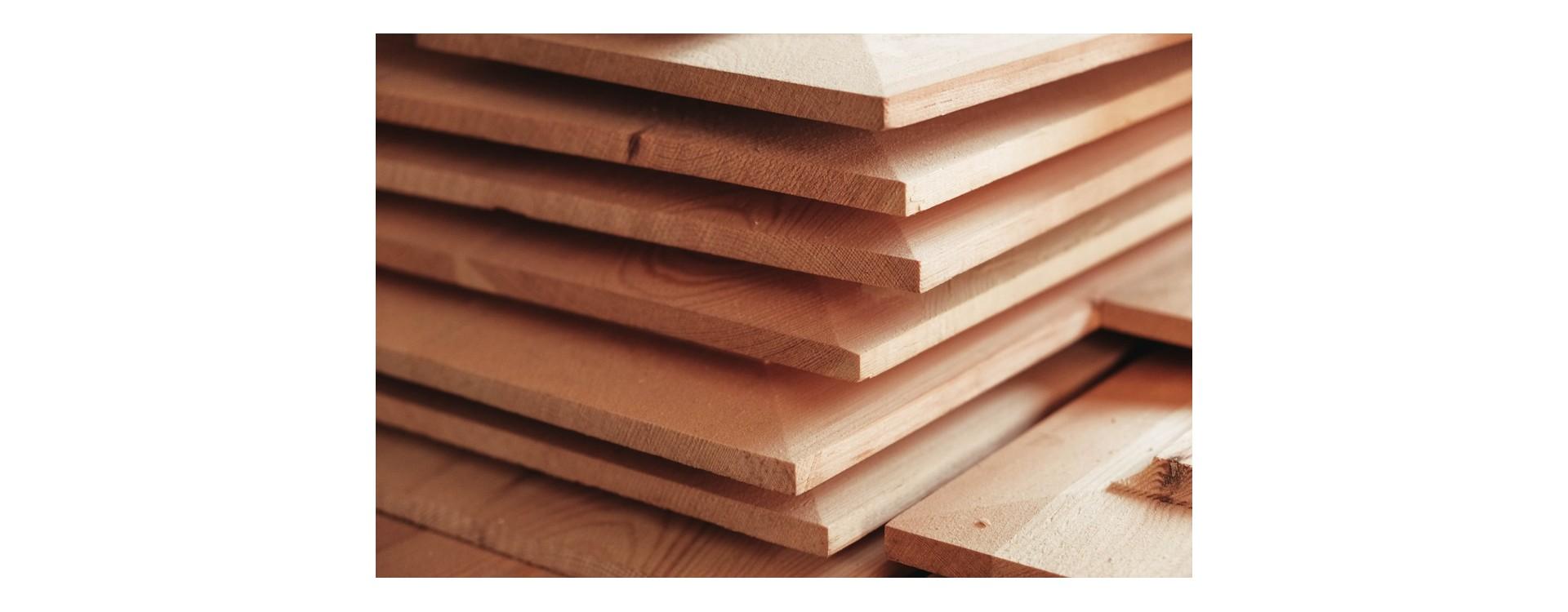 Semilavorati del legno: che cosa sono, caratteristiche e usi